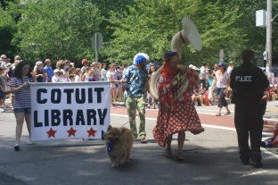 15 Cotuit Library